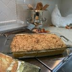 The Best Pumpkin Crumble-Gluten Free and Dairy Free
