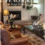 Our French Country Family Room Makeover