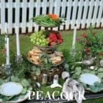 How to Create a Woodland Tablescape