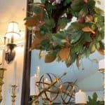 How to Create a Summer Mantle Refresh-Elegant Mantle Decorating Ideas