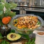 Delicious Asian Chicken Salad