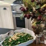 How To Make Quick and Easy Greenbean Almondine